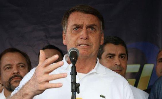 [Bolsonaro admite erros na articulação política do seu governo]