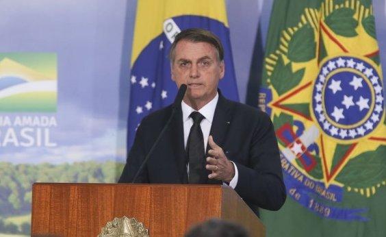 [Partidos pedem ministério, mas nenhum quer o da Damares, diz Bolsonaro]
