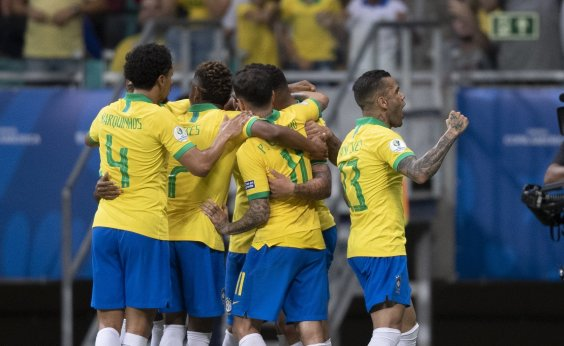 [Brasil goleia o Peru e garante classificação na Copa América]