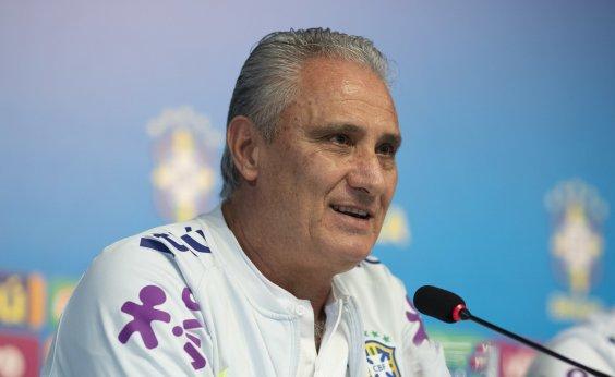 [Tite comemora goleada do Brasil diante do Peru: