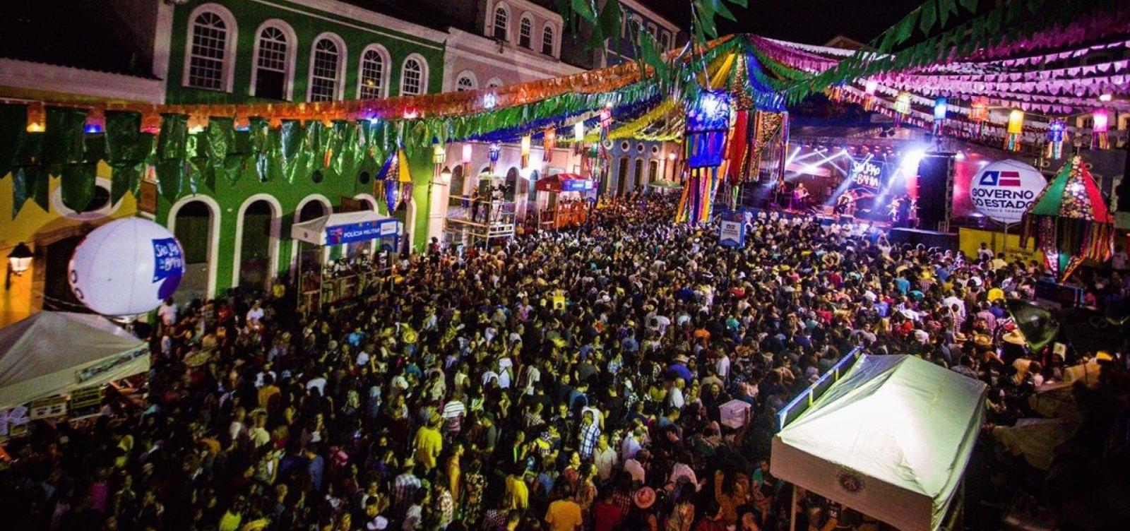 [Agentes de proteção já identificaram 350 crianças durante festejos juninos no Pelourinho]