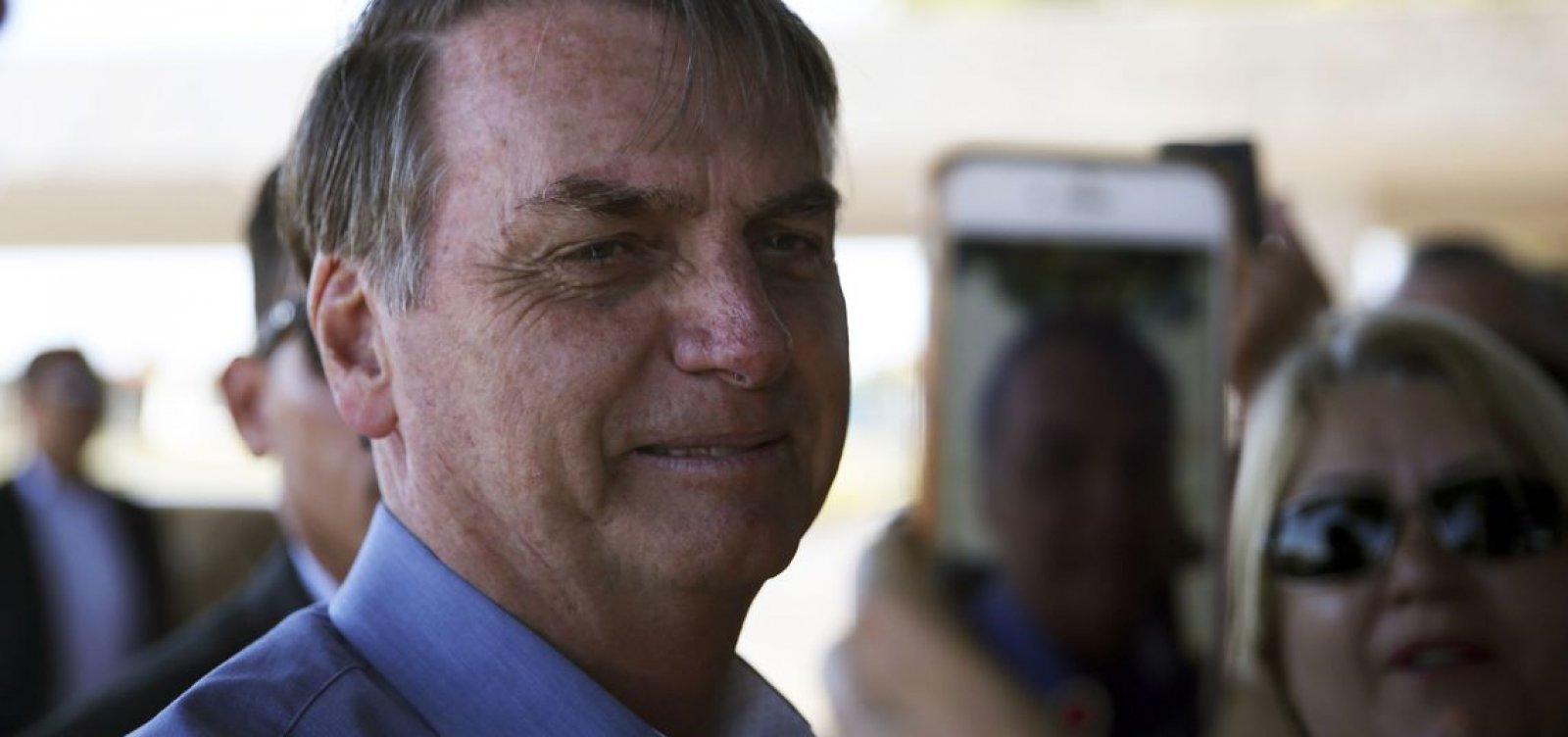 ['Se atrasar mais uma semana, não tem problema', diz Bolsonaro sobre reforma da Previdência]