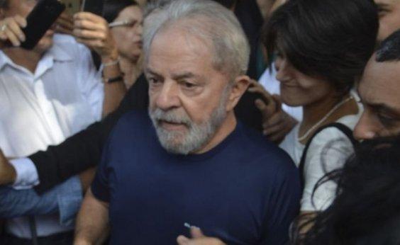 [Após parecer da PGR, defesa de Lula diz que pedido de liberdade não se baseia em reportagens de site]