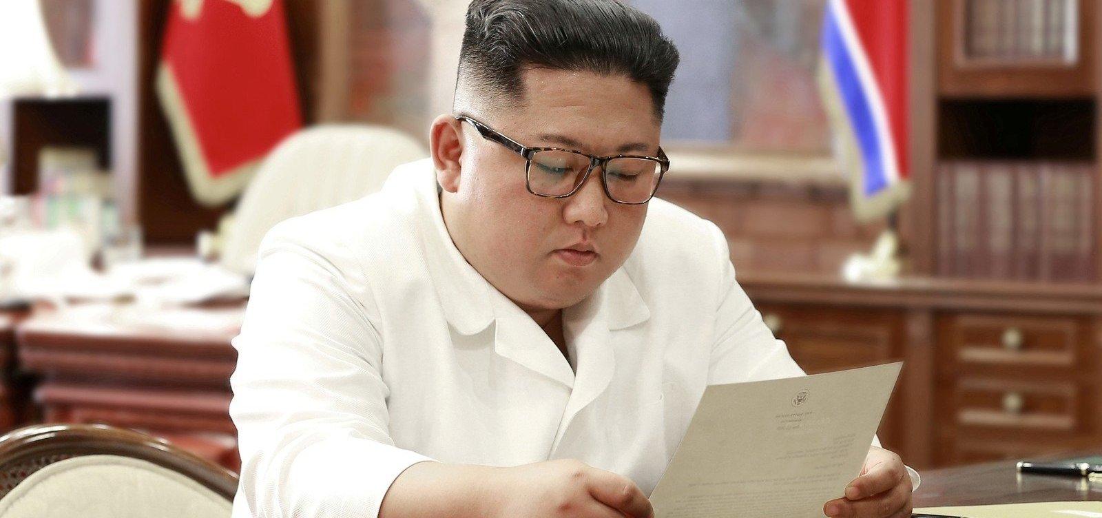 [Kim recebe carta de Trump e se diz satisfeito com 'excelente' conteúdo]