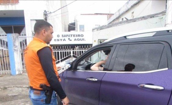[São João: Detran flagra motoristas alcoolizados em cidades do interior baiano]