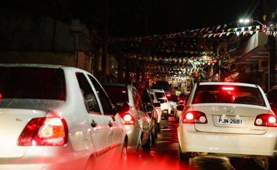 [Salvador tem esquema especial de transporte público para quem vai curtir o São João]