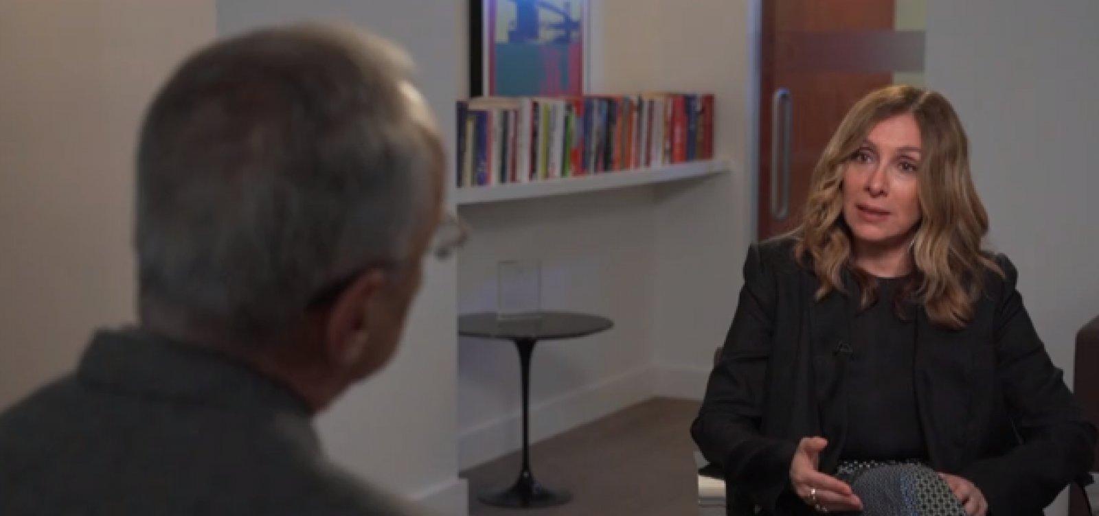 ['Queriam se livrar do meu marido e armaram esse processo', diz esposa de Ghosn]