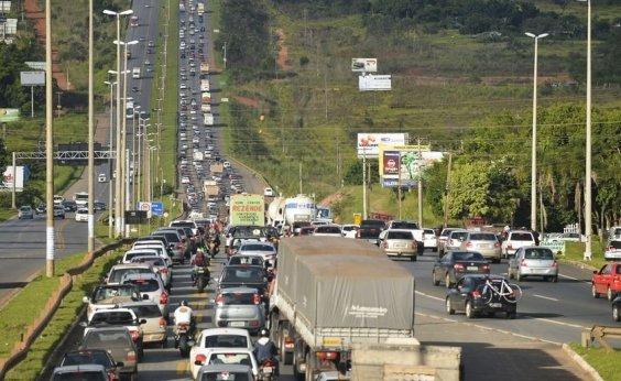 [Governo quer conceder 16 mil km de rodovias à iniciativa privada]