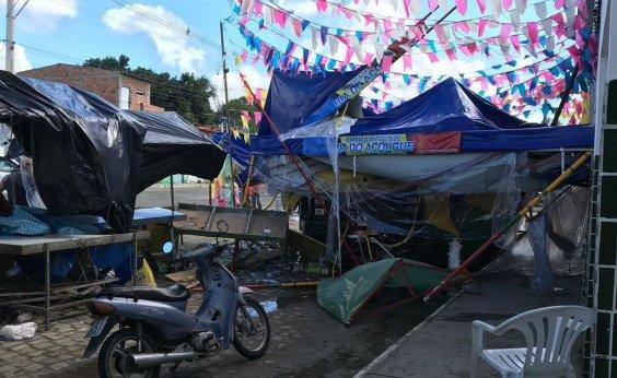 [Prefeitura de Muritiba decreta luto após morte de duas pessoas em acidente com caminhão]