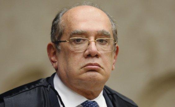 [Gilmar Mendes quer que STF coloque Lula em liberdade até julgar prisão em 2ª instância]