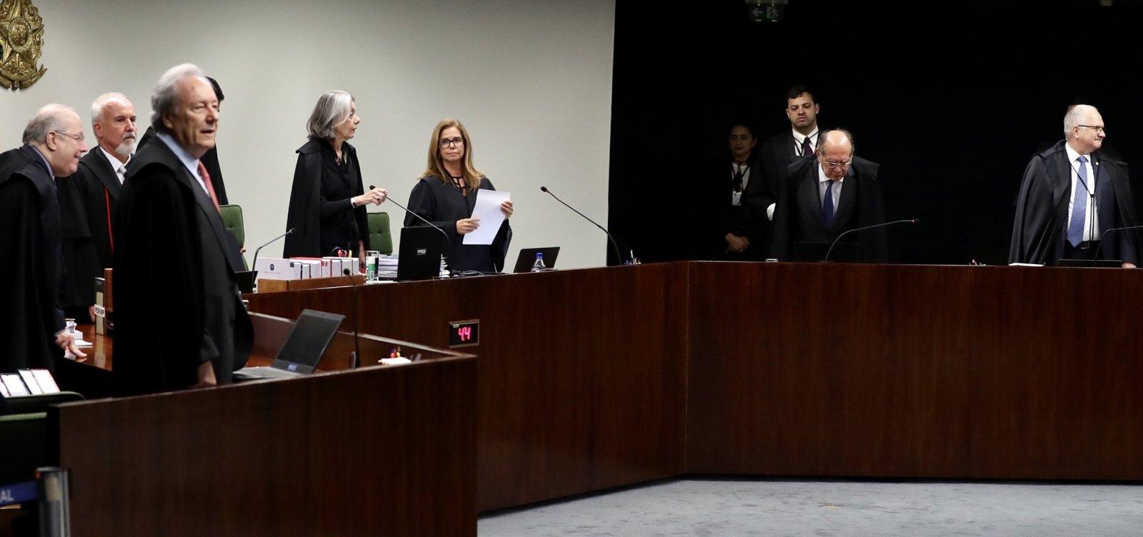 [STF vota contra suspeição de Moro e mantém Lula preso]