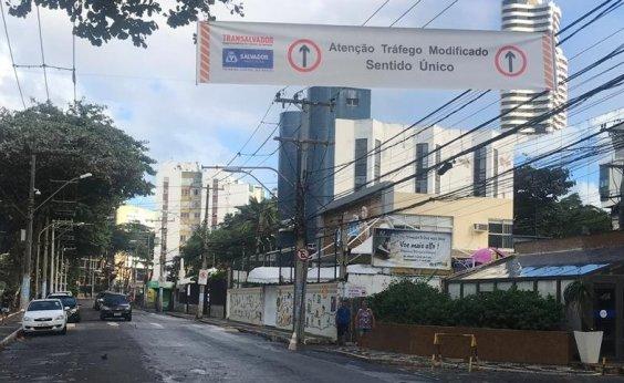 [Trânsito sofre alterações em Ondina e em São Cristóvão]