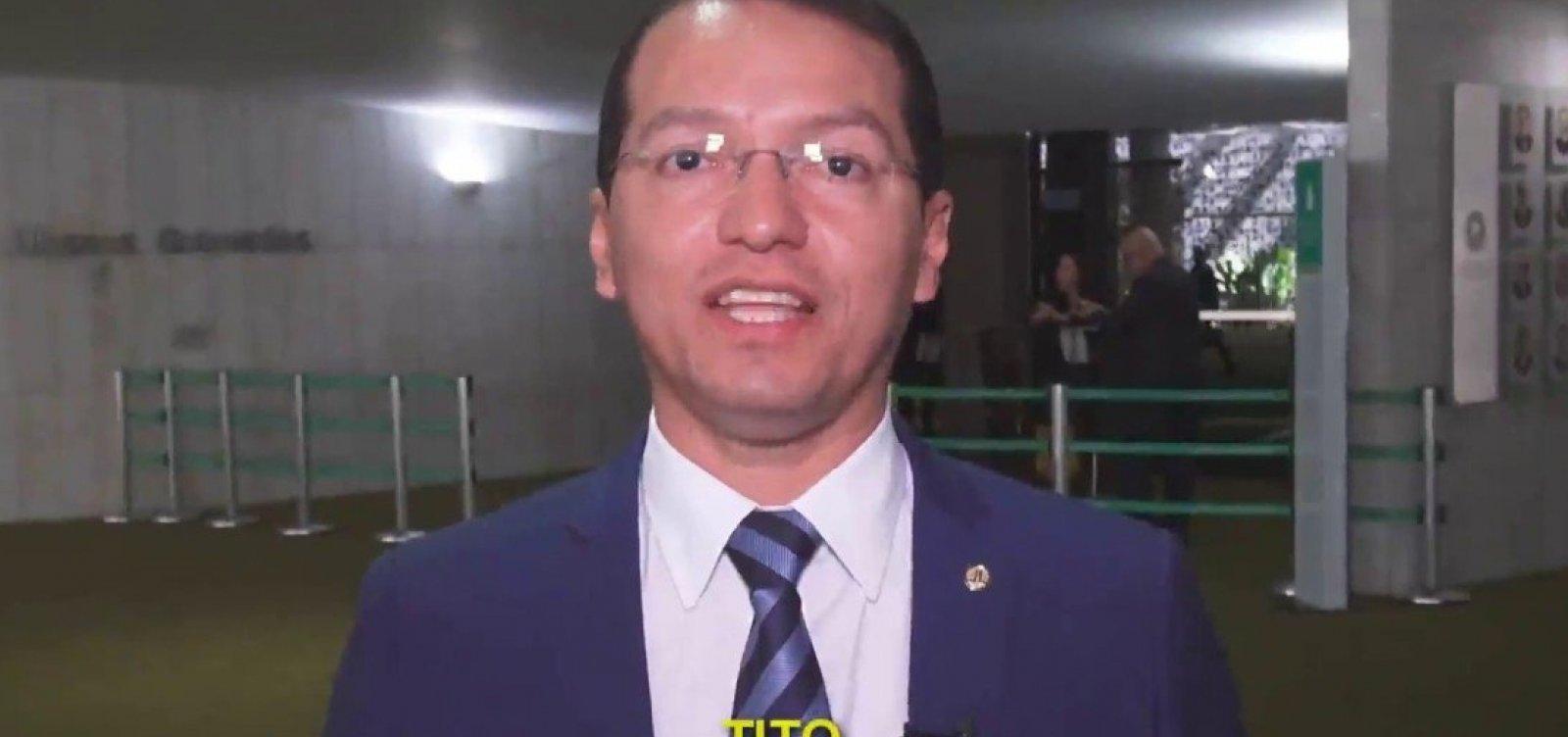 [Deputado baiano votou contra projeto que torna crime provocar rompimento de barragem por negligência]
