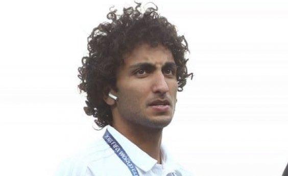 [Jogador do Egito é afastado após acusação de assédio sexual]