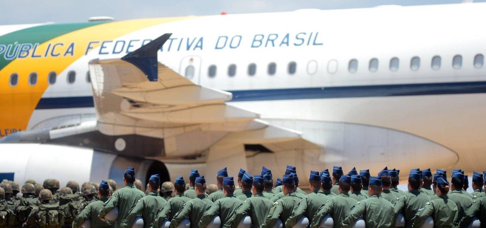 [Militar da comitiva de Bolsonaro é preso com cocaína na Espanha]