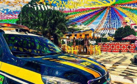 [PRF registra 63 acidentes em rodovias federais na Bahia durante o feriado; sete pessoas morreram]