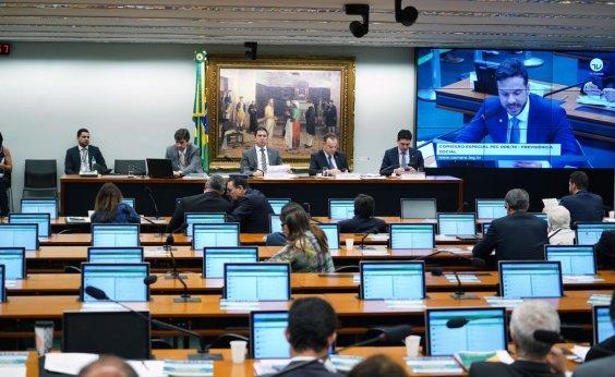 [Comissão encerra discussão do parecer da reforma da Previdência]