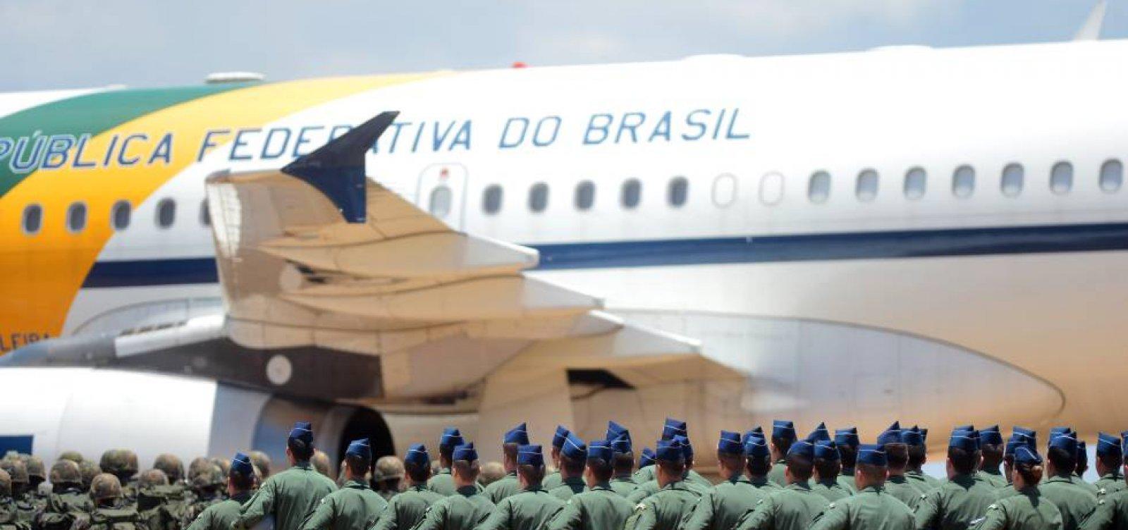 [Aeronáutica impõe sigilo em investigação sobre sargento preso com cocaína na Espanha]
