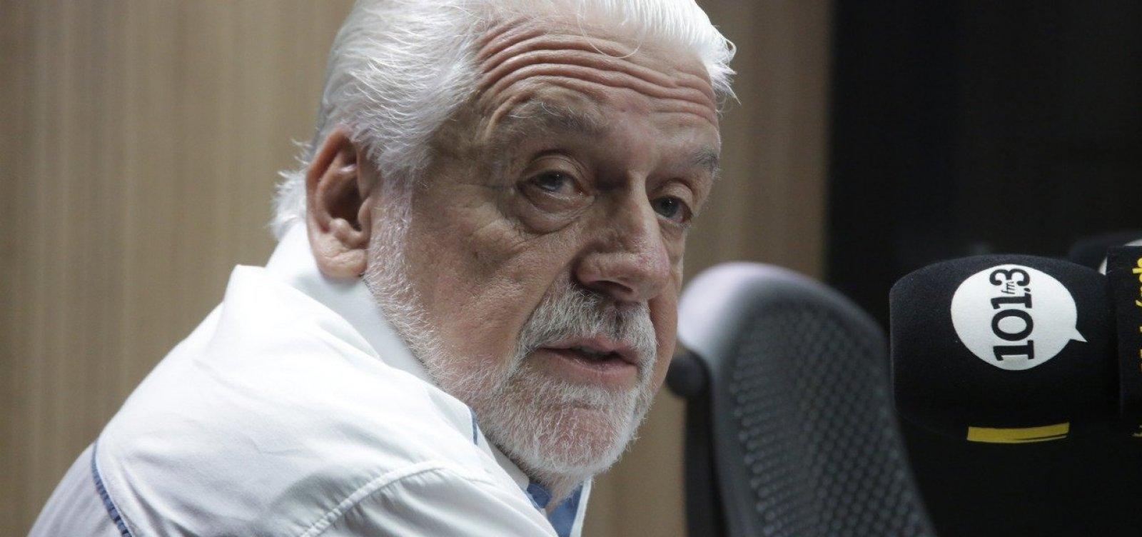 [Wagner diz que apreensão de cocaína em mala é 'castigo' após Bolsonaro vetar bagagem gratuita]
