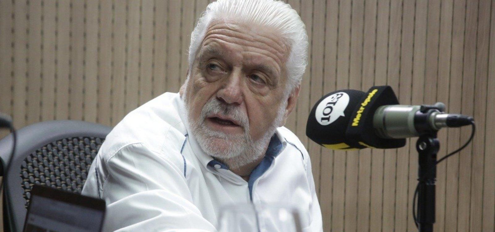 [Wagner descarta ser candidato a prefeito de Salvador: 'Esqueçam!']