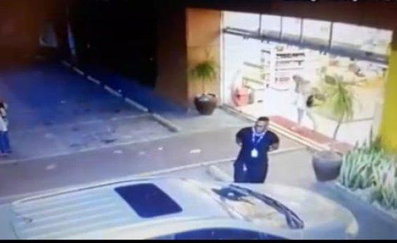 [Delicatessen rebate acusação de vítima de assalto: 'em momento nenhum foi negado apoio']