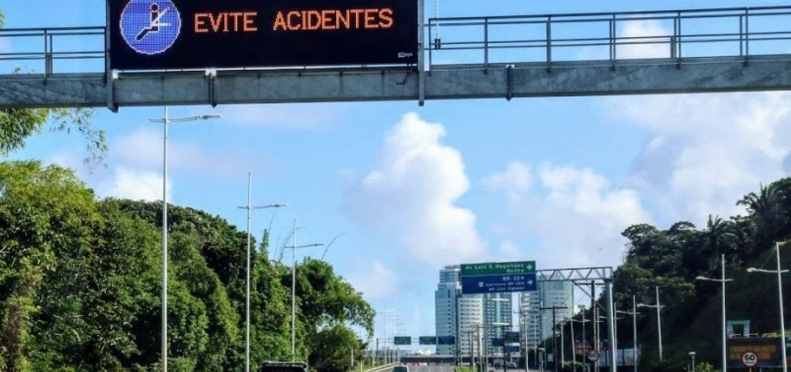 [Estado ocupa 6º lugar em ranking de mortes nas estradas, diz levantamento]