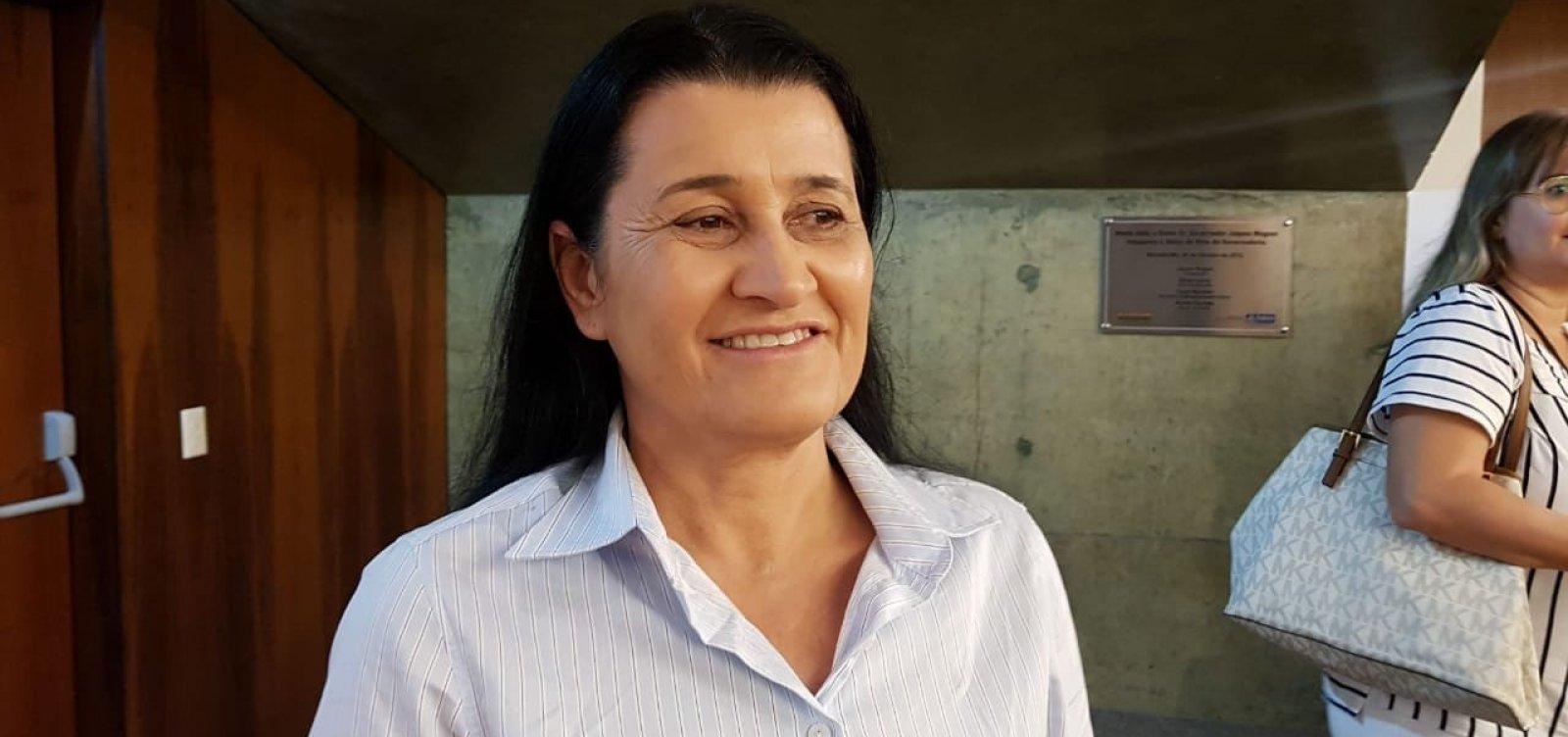 [Ex-prefeita de Barreiras, Jusmari diz que irá continuar na Assembleia]