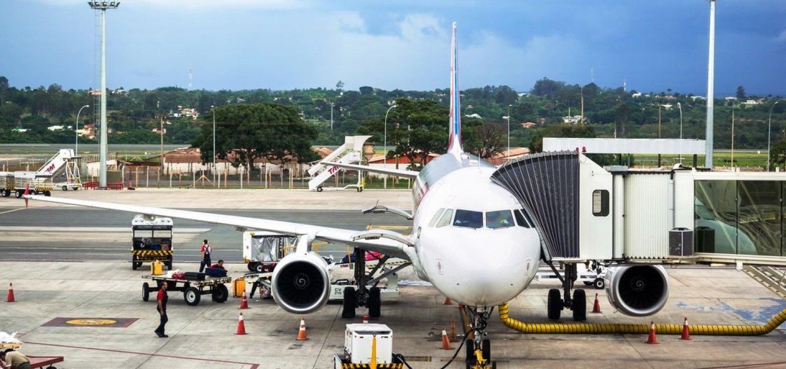 [Confaz aprova piso para ICMS sobre querosene para aviação]