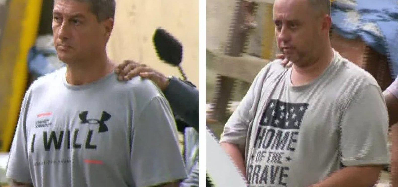 [Suspeitos de matar Marielle e Anderson são transferidos para presídio em Rondônia]