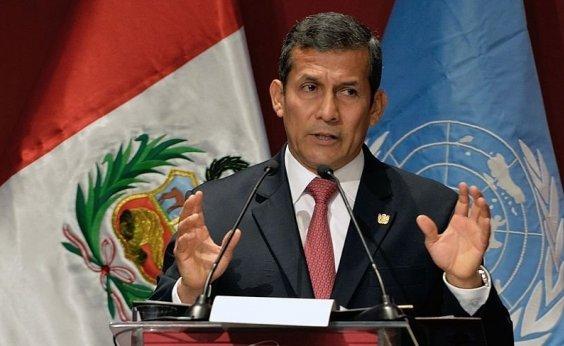 [Polícia peruana realiza busca em casa de ex-presidente investigado por ligação com Odebrecht]
