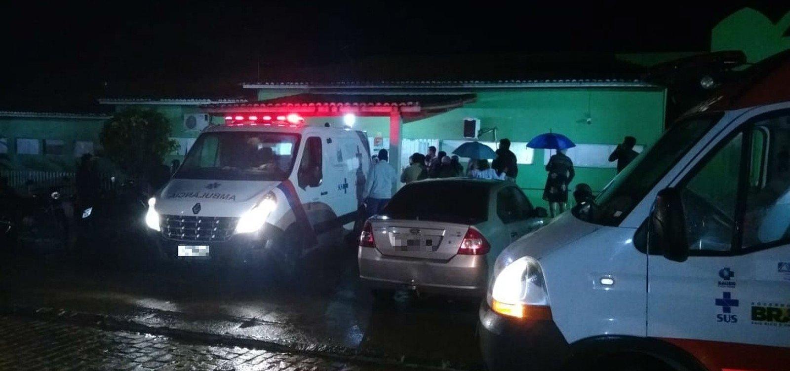[Morre sexta vítima de acidente com micro-ônibus de prefeitura na BR-324]