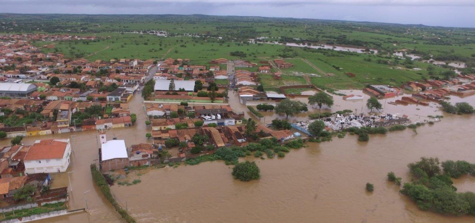 [Barragem se rompe e inunda povoado em Pedro Alexandre; veja vídeo]