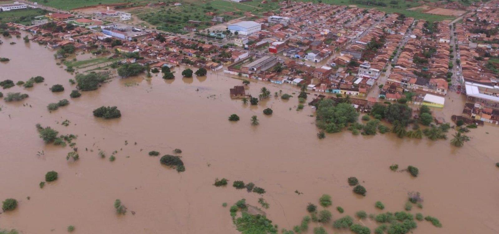 [Pedro Alexandre: Agência de Águas diz que Governo da Bahia é responsável por fiscalizar barragem]