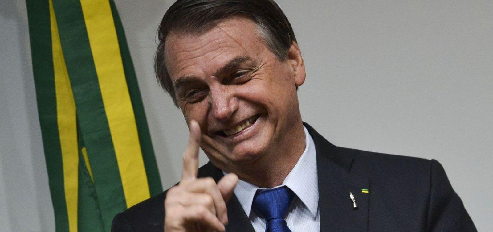 ['Coisas absurdas têm acontecido dado a autonomia das universidades', diz Bolsonaro]
