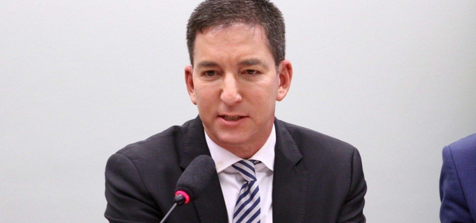 [Glenn Greenwald diz que Moro ameaça imprensa livre]