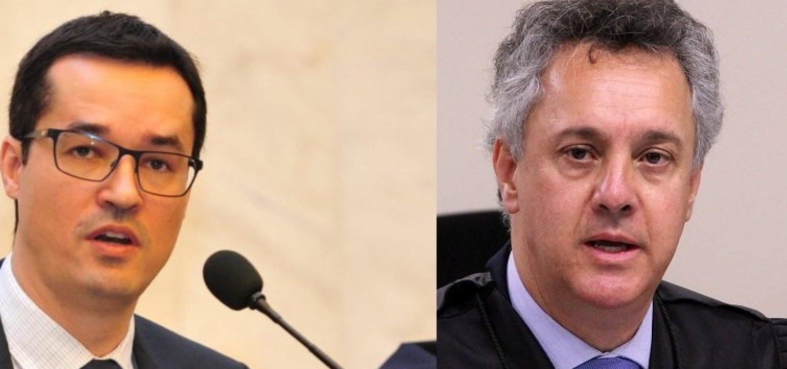 [Vaza Jato: novos diálogos apontam conversas entre Dallagnol e juiz do TRF4]