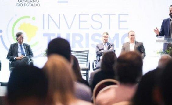 ['Governo tem que escutar mais aquele que investe', defende ministro interino do Turismo]