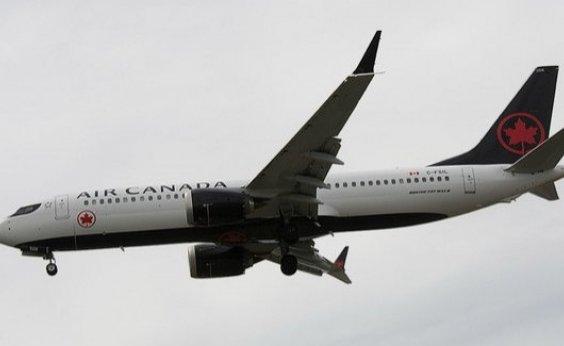 [Turbulência em voo da Air Canada deixa nove pessoas em estado grave]