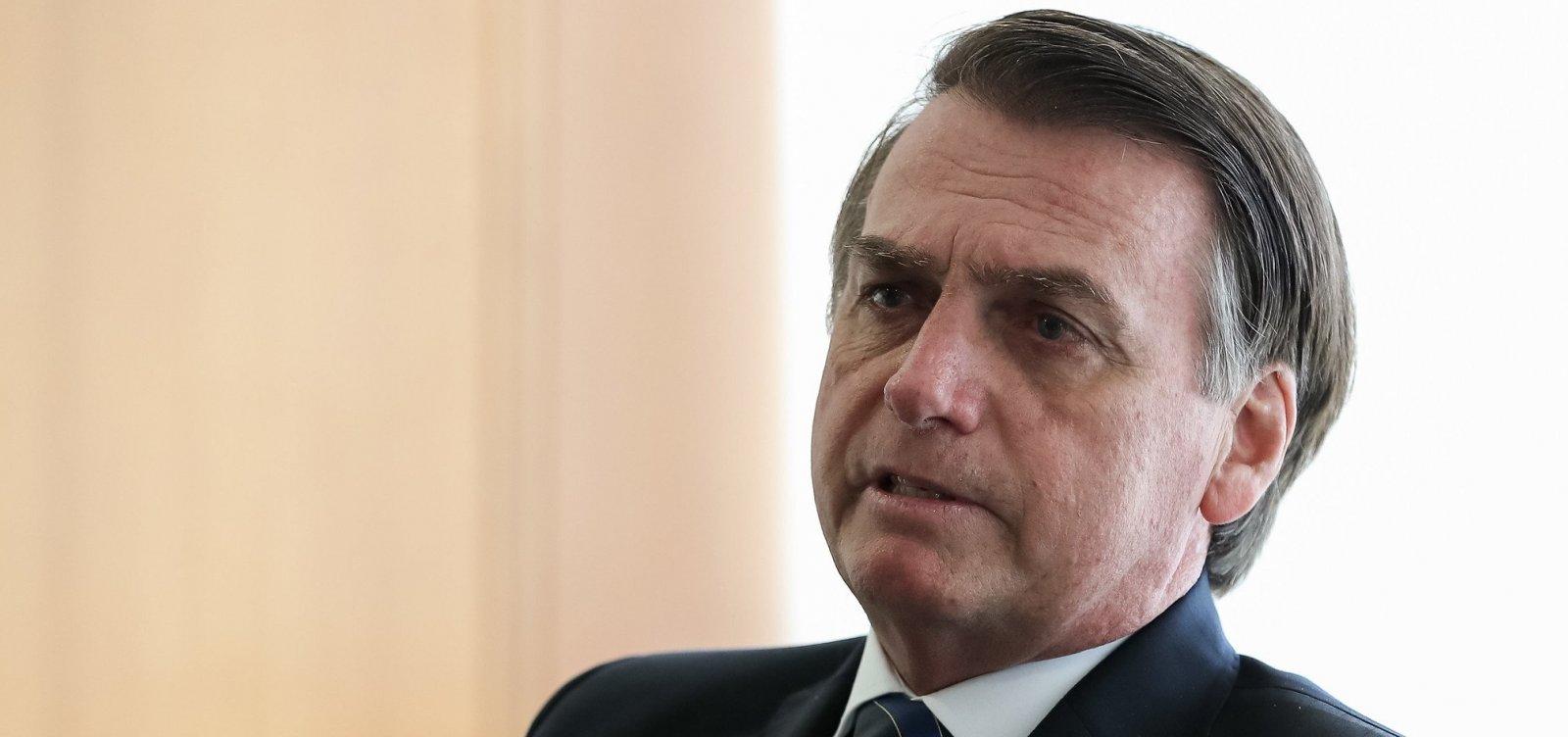 [Reunião no gabinete de Bolsonaro foi gravada clandestinamente]