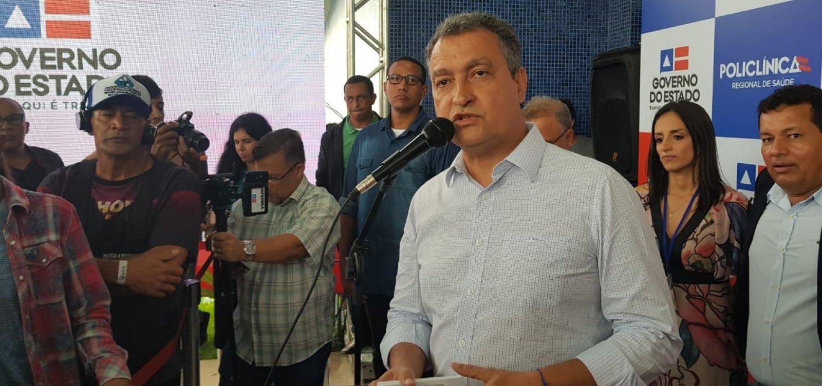 ['Várias pequenas barragens' romperam em Pedro Alexandre, diz Rui Costa]