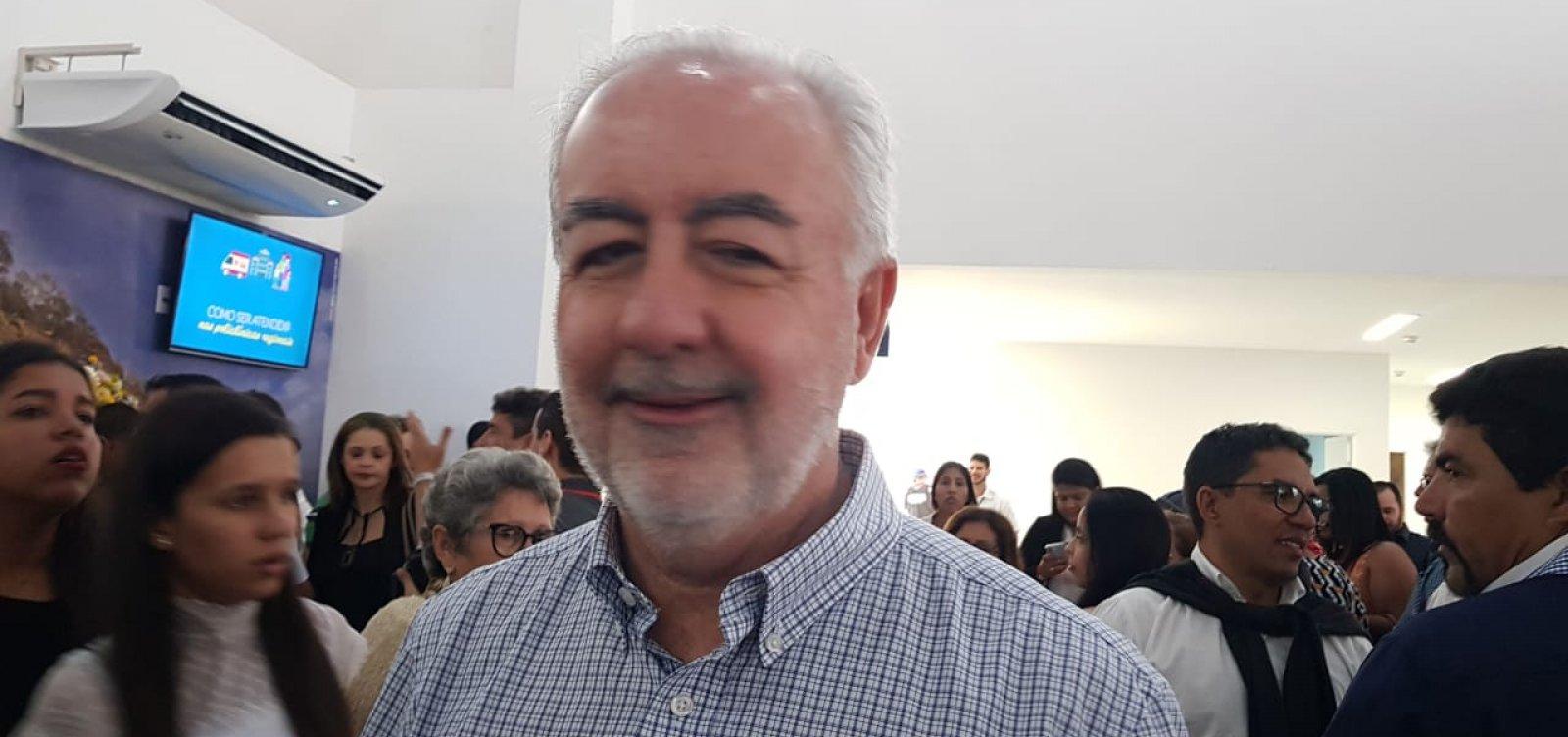 ['Fiscalização de barragens não é minha área', diz Secretário de Infraestrutura da Bahia ]