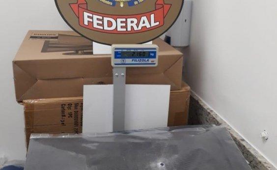 [Homem é preso no aeroporto de Salvador com 2,1kg de cocaína]