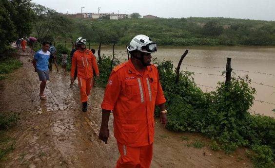 [Autoridades descartam risco de rompimento de 2ª barragem em Pedro Alexandre]