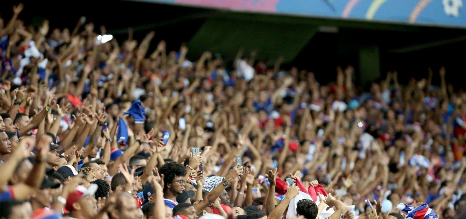 [Bahia x Grêmio: 37 mil ingressos garantidos para a decisão das quartas]