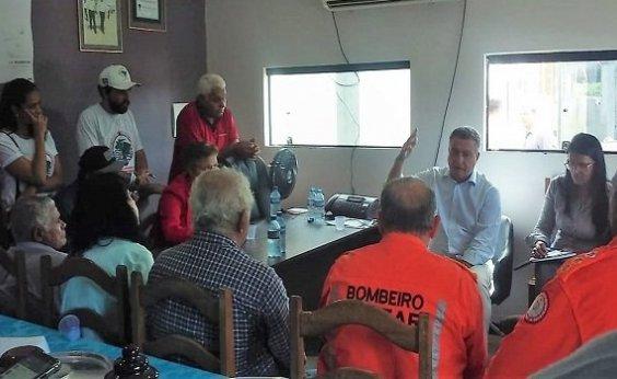 [Pedro Alexandre: representantes do Movimento dos Atingidos por Barragens se reúnem com autoridades]
