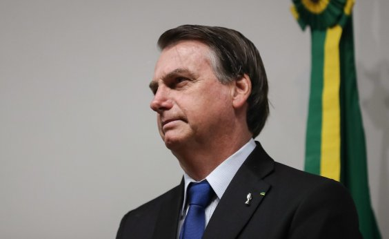 [Críticas a Eduardo na embaixada indicam que filho é 'pessoa adequada' ao posto, diz Bolsonaro]