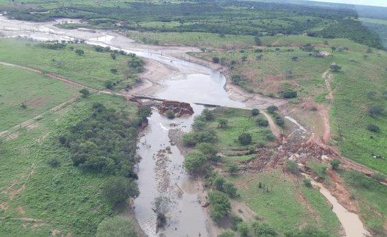 [MP-BA investiga possível omissão do governo após rompimento de barragens]