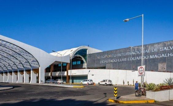[Aeroporto de Salvador registra aumento de 19% no número de passageiros internacionais]