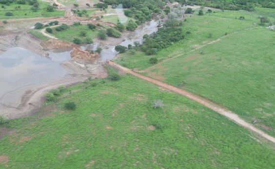 [Governo reconhece situação de emergência em cidades atingidas por rompimento de barragem]