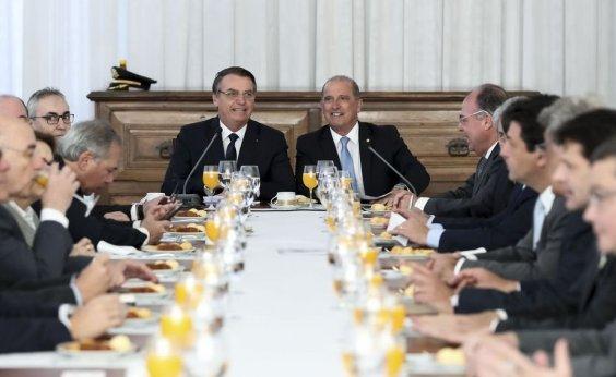 [Bolsonaro e ministros participam da 16ª Reunião do Conselho de Governo]